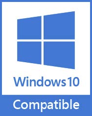 Logo Windows 10 Compatible